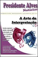 A revista da cidade, carinho e informação