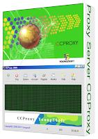 CCProxy 7.3 Build 20130510 Full Crack + Keygen
