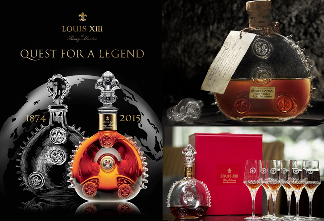Sponsored Video: Louis XIII Quest for a Legend by Remy