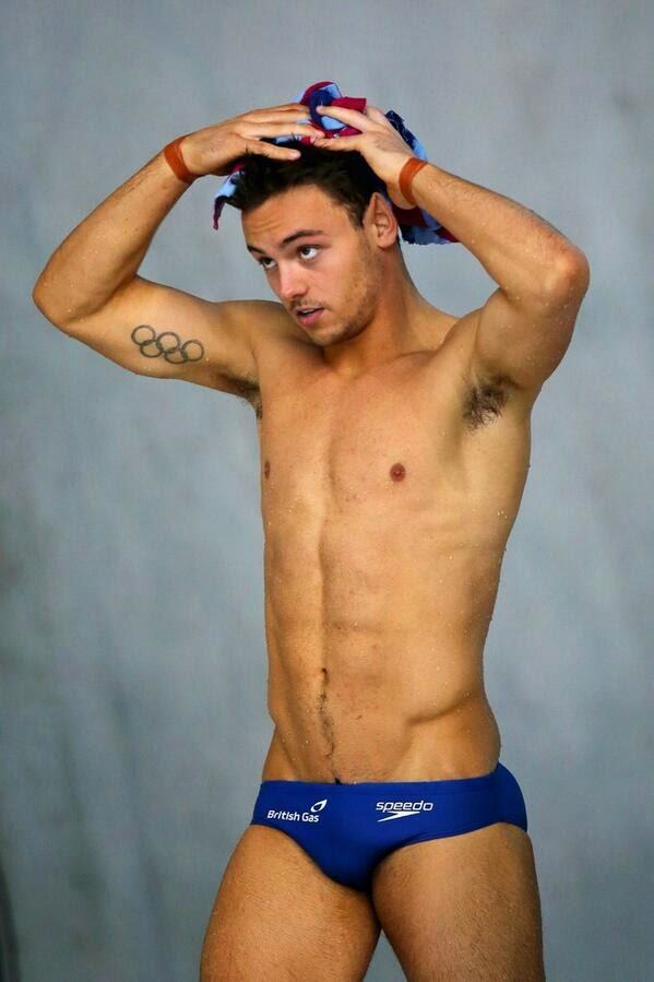 Tom Daley gay