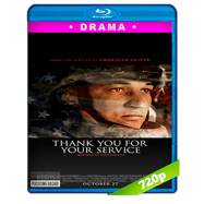 Thank You for Your Service (2017) BRRip 720p Audio Dual Latino-Ingles