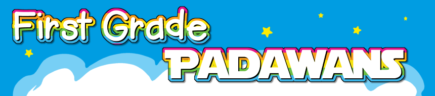 First Grade Padawans