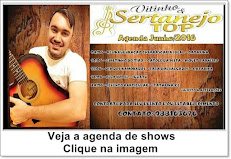 AGENDA DE SHOWS - VITINHO E SERTANEJO TOP