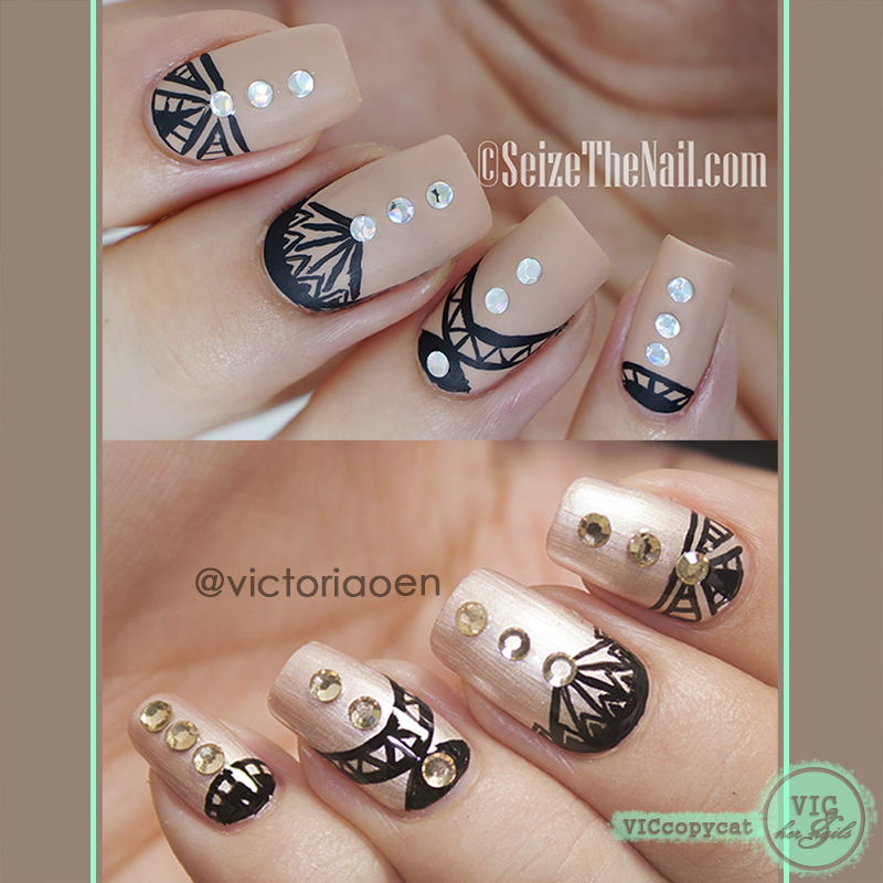 Vic And Her Nails December 2014