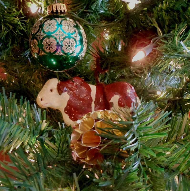 Upstairs Downstairs: Unusual Christmas Ornaments