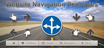 Website Navigation Principles