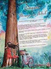 No te olvides, abraza un árbol!!!
