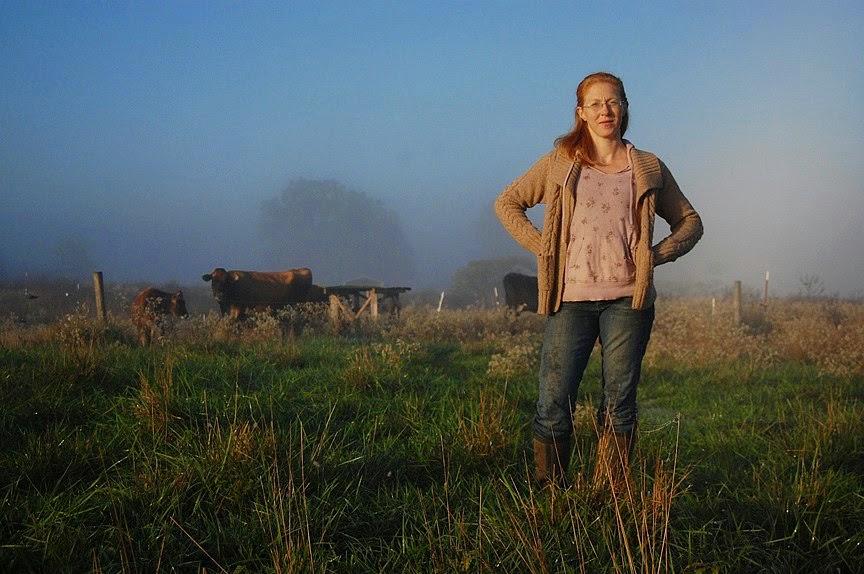 the real farm girl