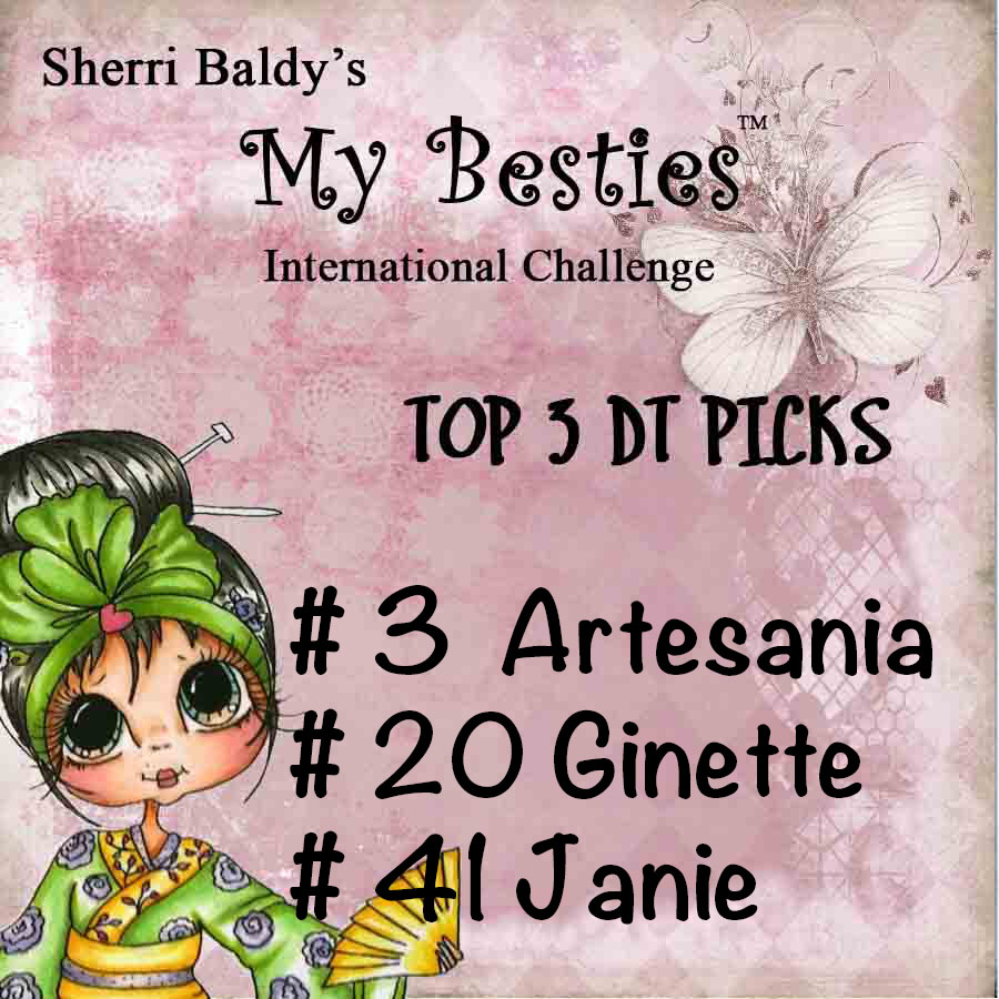 Top 3 bei den My-Besties international