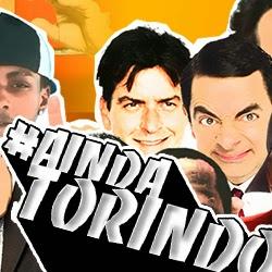 #aindatorindo HUMOR DE VERDADE