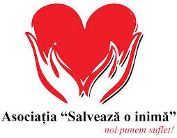 """Susțin Asociația""""Salvează o inimă"""""""