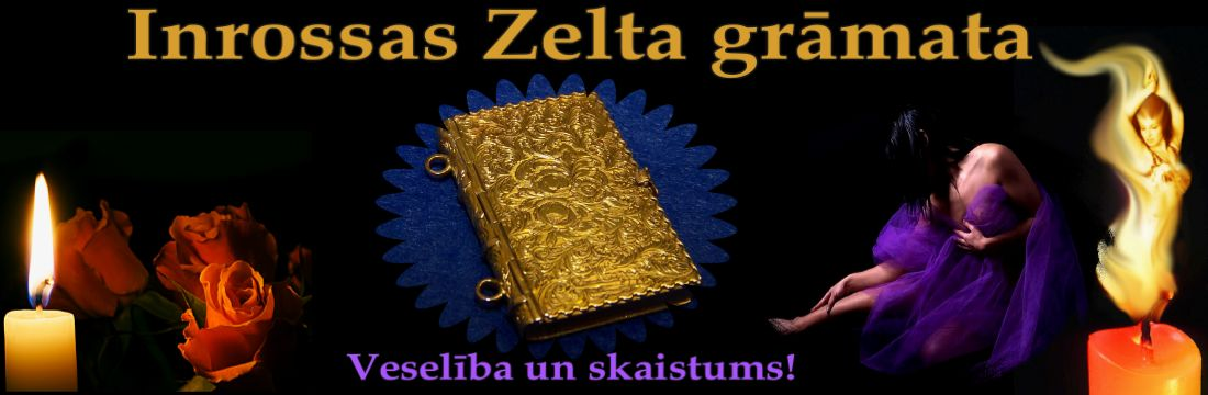Inrossas Zelta grāmata