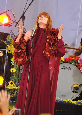 Florence welch favourite colour