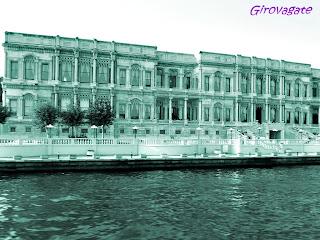gita Bosforo Istanbul palazzo Ciragan