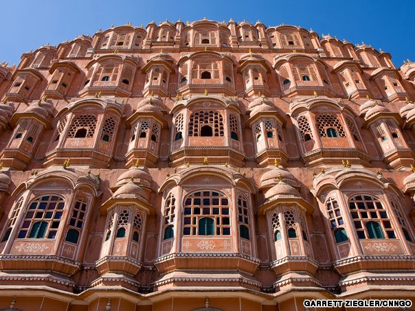 Jaipur's palatial purdah pad