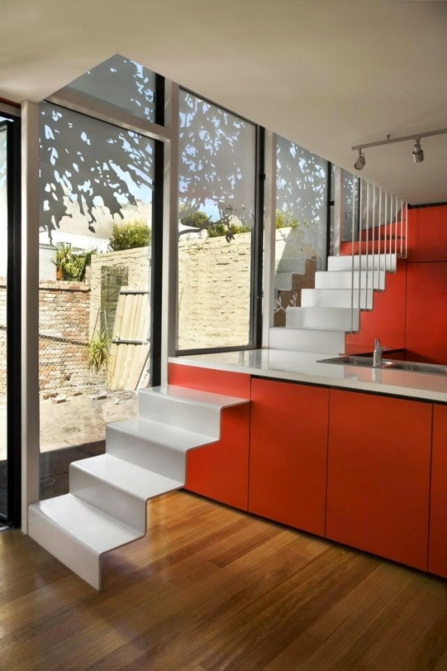 Latest modern stairs designs ideas catalog 2018 modern stairs designs elegant white staircase design by andrew maynard ppazfo