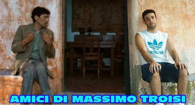 Amici di Massimo Troisi