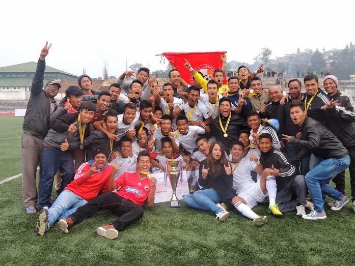 Shillong Junior Reds - Shillong Premier League Champions
