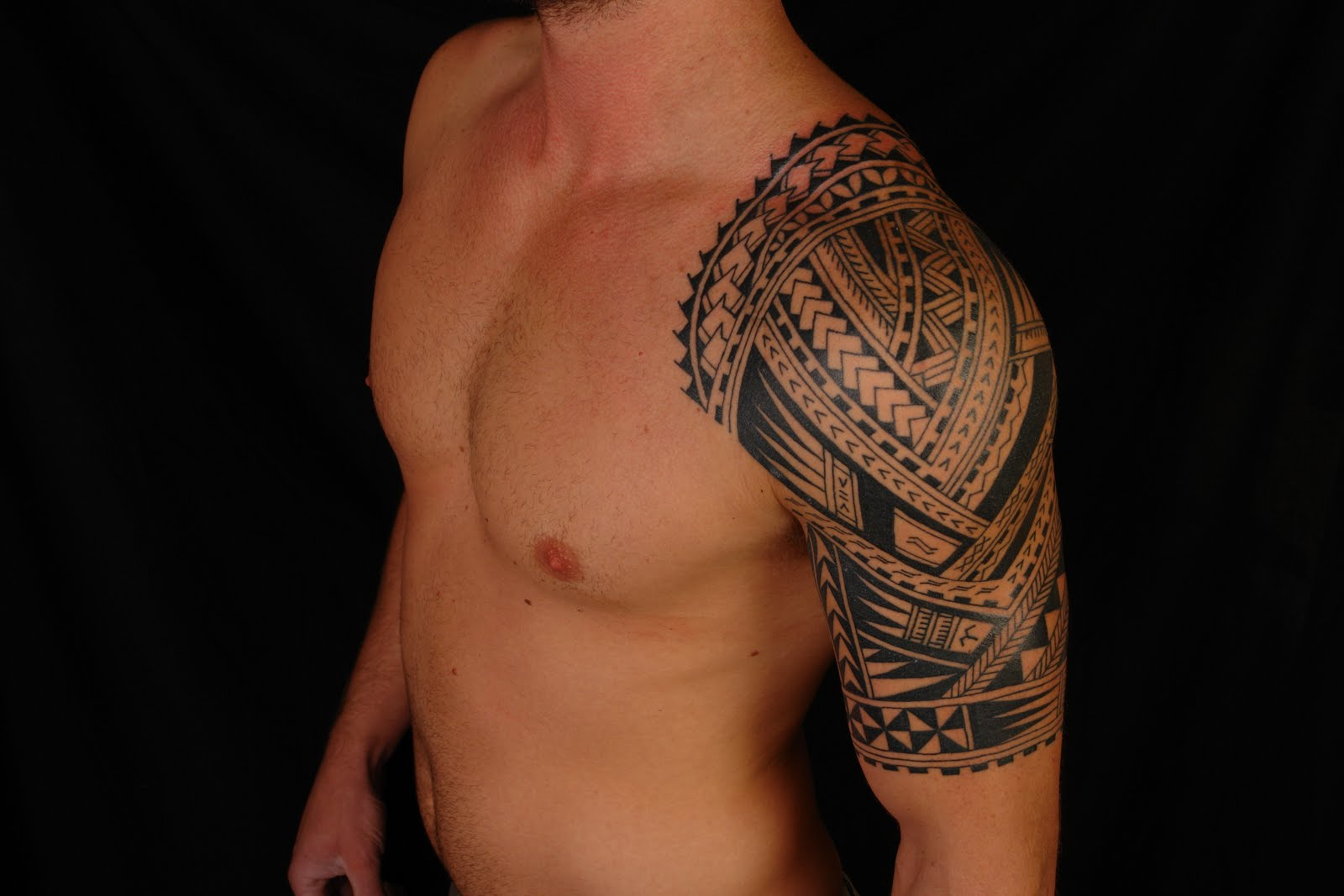 books hawaiian tattoo tribal Sleeve SHANE on TATTOOS: Codie Polynesian Half
