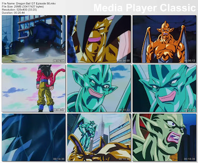 Download Film / Anime Dragon Ball GT Episode 56 Bahasa Indonesia