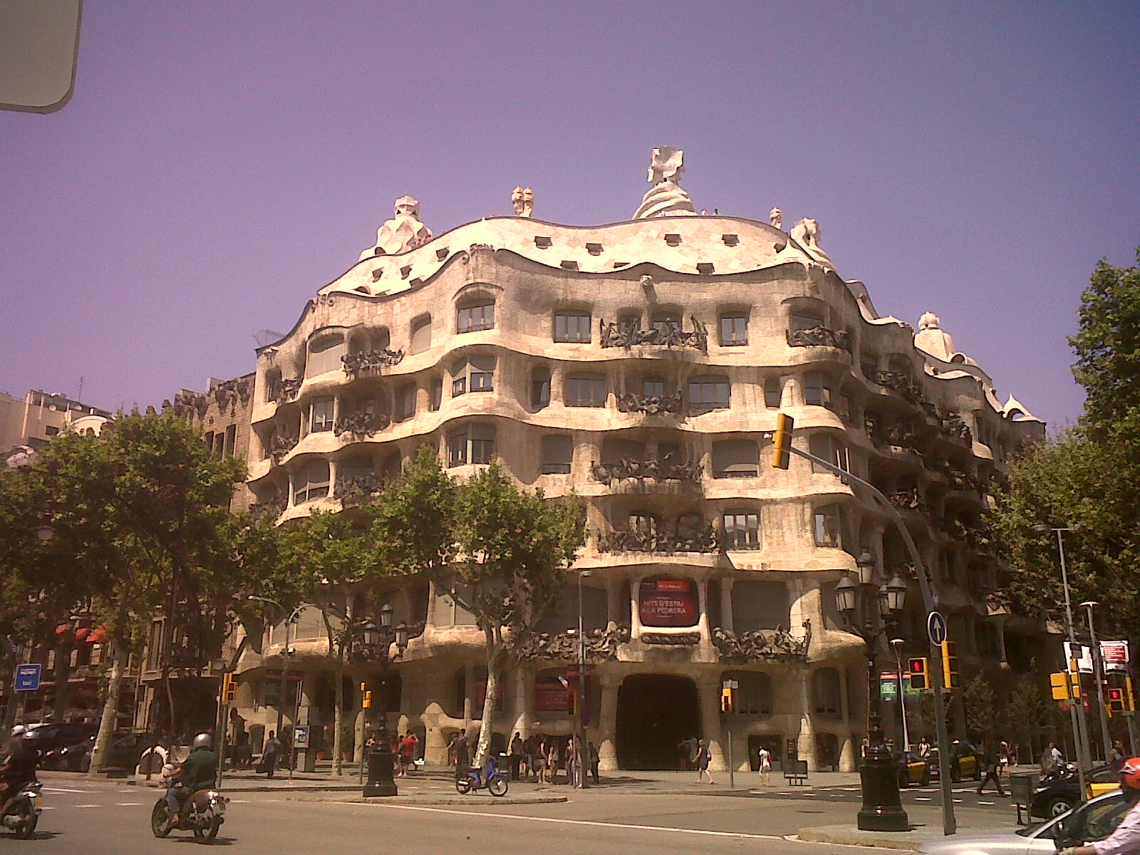 New tour notice barcelona and madrid cultural tour november 2011