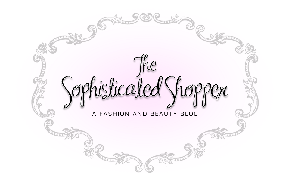 The Sophisticated Shopper