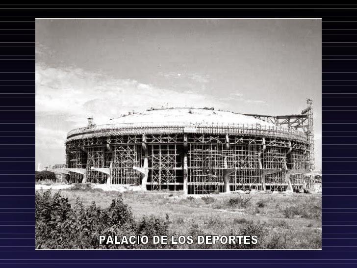 Memorias de un cubano arquitectura cubana la ciudad for Puerta 7 palacio delos deportes