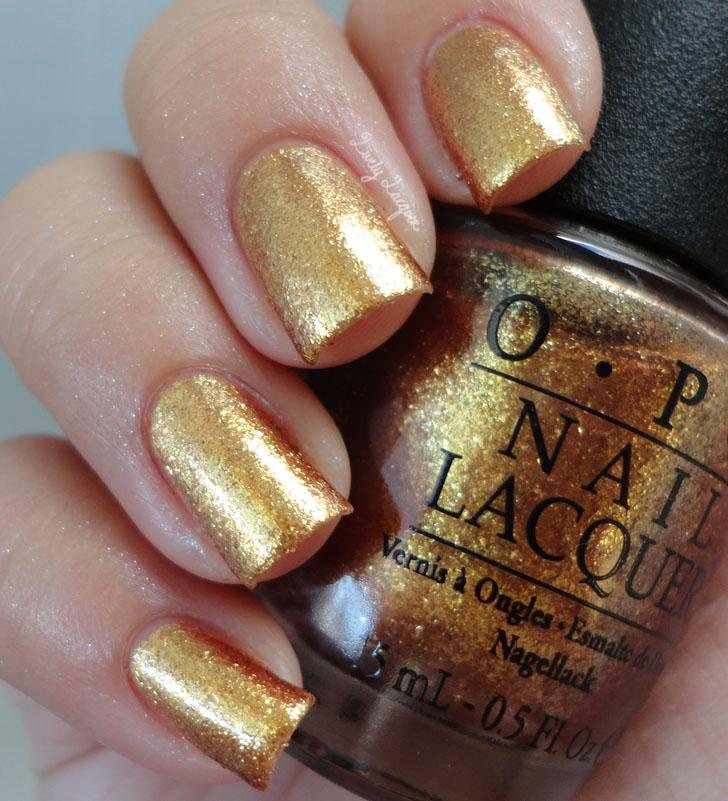 Opi Goldeneye Lively Lacquer: OPI Go...