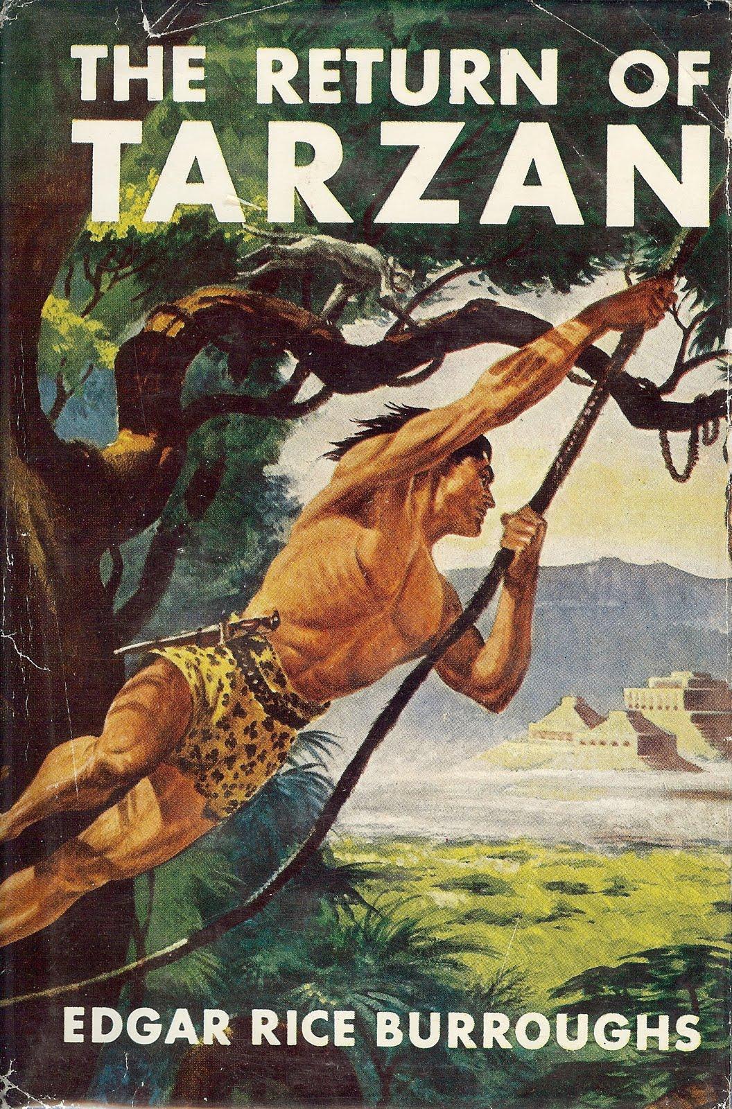 Tarzan Of The Apes Summary