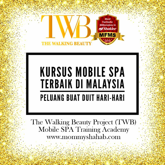 Projek The Walking Beauty (TWB)