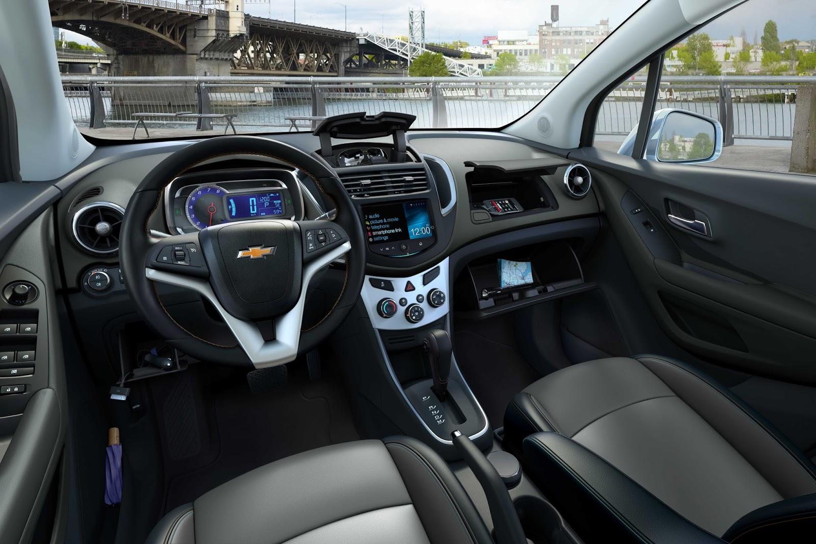 ChevroBlog: Chevrolet Tracker ya tiene precio en Argentina: Desde $139