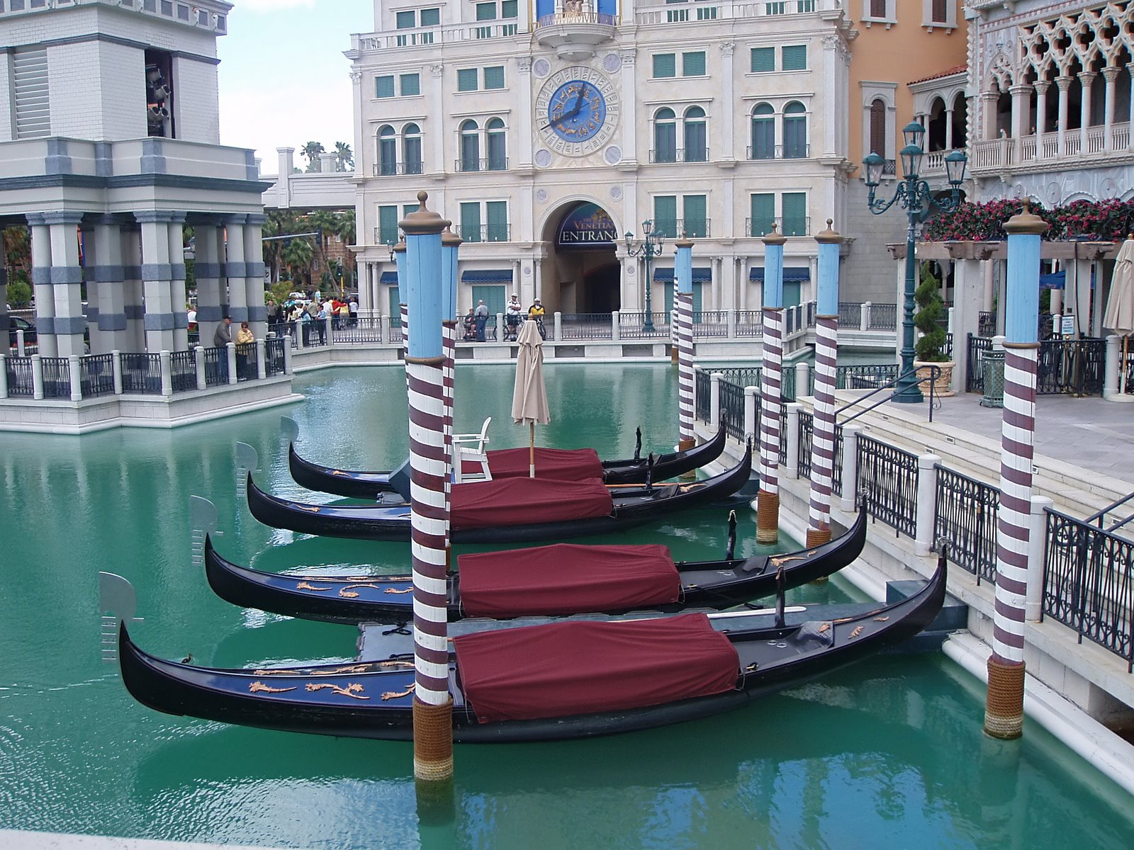 Anything Goes Grand Canal Of Venice