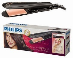 Great Deal:  Philips Kerashine HP8317 Hair Straightener worth Rs.2995 for Rs.1797 Only (Limited Period Offer)
