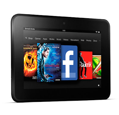 Analisis Kindle fire HD