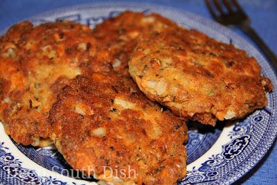Salmon cakes recipes