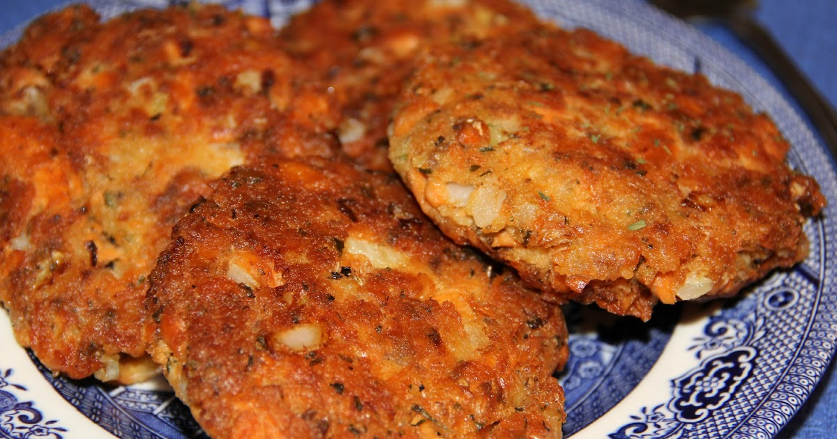 Deep South Dish: Salmon Patties