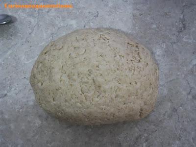 pane con pasta madre di segale