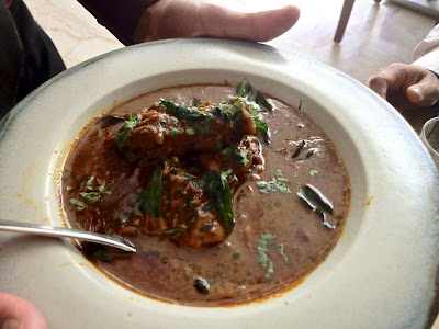 Chicken Chettinad at Volare Pune