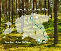 Randonnee en Estonie
