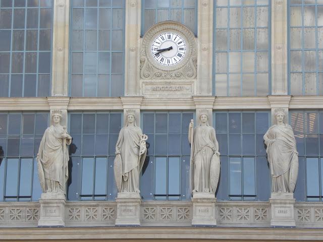 Thalys Brussels Paris