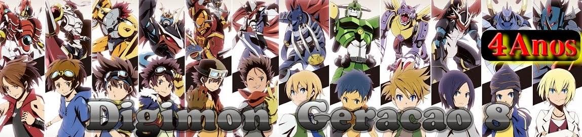 Digimon Nova Geração 8