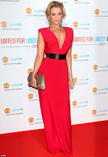 catherine tyldesley, red dress, red carpet