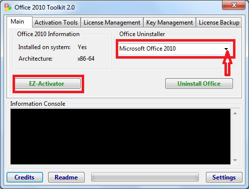 Tutorial activacion microsoft office 2010 toolkit ez - Office 2013 toolkit and ez activator ...