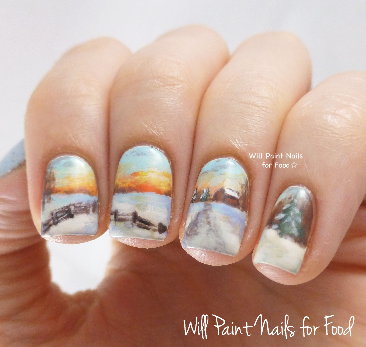 marvellous Thus you see they check our luxury, they force us to connect  ourselves especially inspiration article - 26 Fabulous Country Nail Art – Ledufa.com
