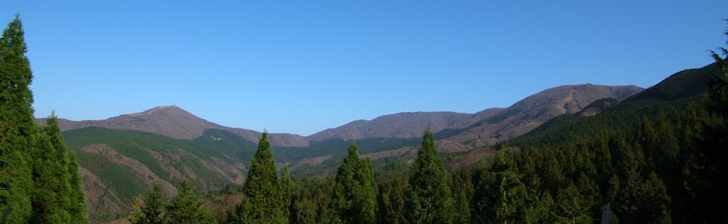 比婆の山々を行く(比婆山登山道ガイド)