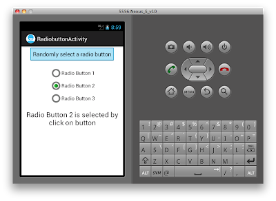 Android Custom Radio Button - Figure 4