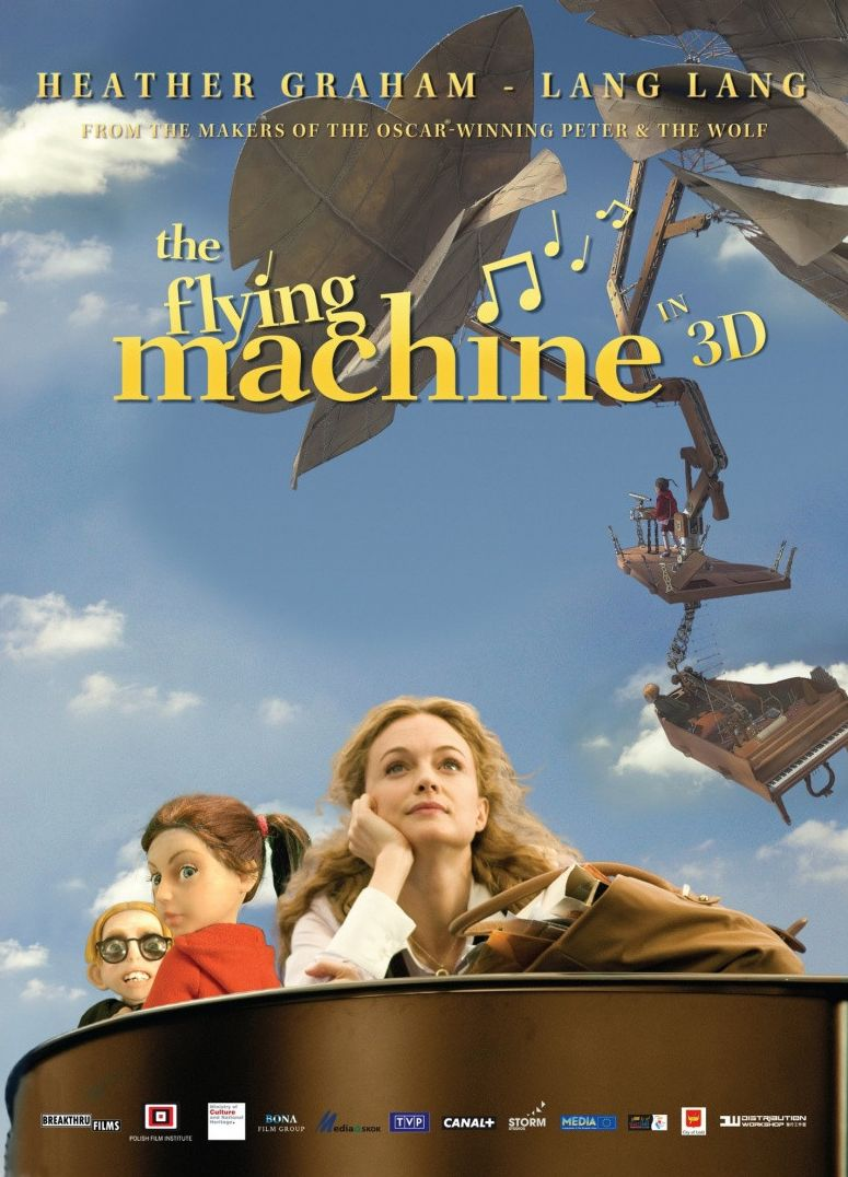 The%20Flying%20Machine Download Filme – The Flying Machine – BRRip AVI + RMVB Legendado