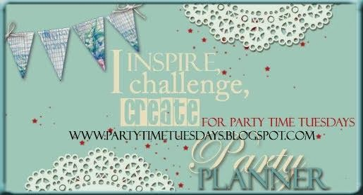Party Time Tuesdays Challenge Blog