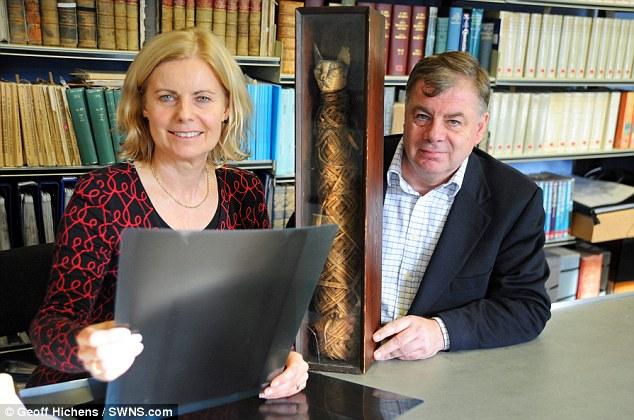 Мумия египетского кота была найдена в Великобритании