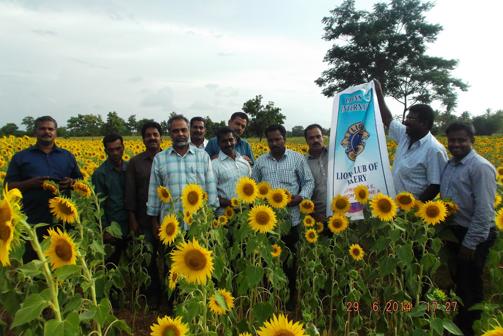 LIONS CLUB OF VAKERY